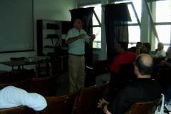 Seminario con gli arbitri 2005