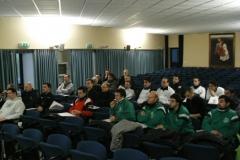 Stage allenatori calcio 16.01.11