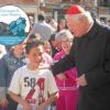 Il cardinale Scola incontra il nostro Decanato
