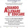 Serata con don Alessio: Quando allenare è educare