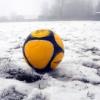 Sospensione gare di calcio